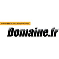 Domaine.fr Logo